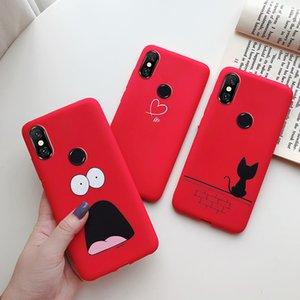Für Xiaomi Mi A2 Lite Case Xiaomi MI A2 Back Cover TPU Mattes Soft Phone Case für Protector Xiomi Xiaomi Mia2 Mi A2 A 2 Lite Fall