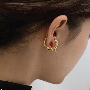 Saplama Küpe Pendientes Kolczyki Buklet Moda Mujer Oreille Aretes Sahte Piercing Orecchini Brincos Oorbellen Bijoux Jewelry1