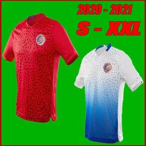 NCAA 20 21 Costa Rica Soccer Jerseys Home Away 20 21 M.URENA NAVAS H.WASTON CAMPELL BRYAN LA COMADREJA Football Shirt