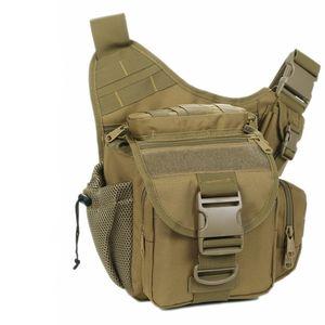 Army Messenger camera bag women casual saddle bag camouflage Durable single shoulder bag AWM58 200929