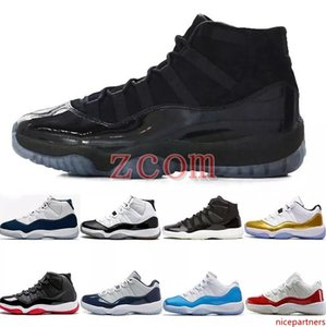New Arrival 11 Prom Night WIN LIKE 82 96 Midnight Navy PRM Heiress Black Stingray Mens Basketball Shoes 11s Athletic Sports Sneakers
