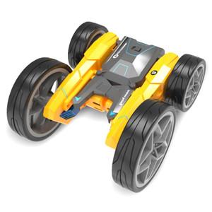 Telecomando a doppio lato Stunt Car deformabile Lunga Tenuta Endurance luminoso Bambini Toy Car