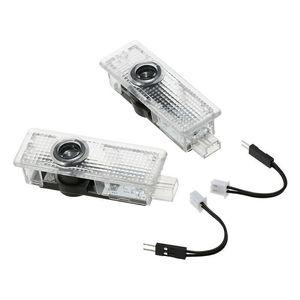 Per BMW accogliere la luce del proiettore 5W per Auto Led marchio del laser dell'ombra del fantasma della luce per E90, E46, F11, E61, E60, lampada di proiezione F31