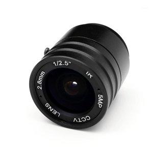 5.0MP HD 2.8mm CCTV Lens Manual Focal CS mount IR 1 2.5