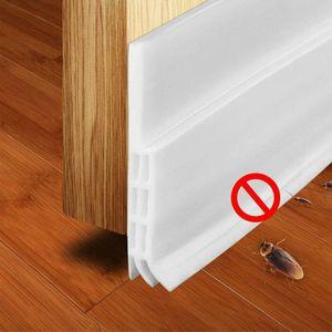 Unter Klebstoff Tür Sweep Kederstreifen Schalldämmungsgummibodendichtung Streifen Zugluftstopper Innenluft-Tür-Fenster