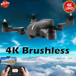 2020 x28 бесщеточный квадроцикл складной 5 г 6axis Gyro WiFi FPV дрон с 4K UHD камеры RC вертолет Selfie WiFi FPV GPS RC Drone