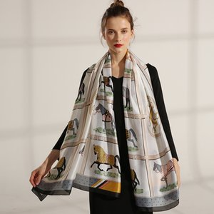 Wholesale-New Style Designer Scarf Various Styles Fashion British Style Lady Deluxe High-end Gift