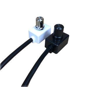 Nenhuma solicitação de energia DC 0 / 1-10V mini dimmer dimmer controlador rotativo interruptores pwm singal para controlar luzes de LED de dimmuras únicas
