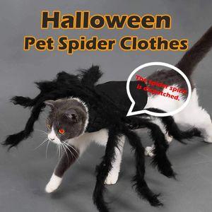 Halloween Pet Spider Clothes