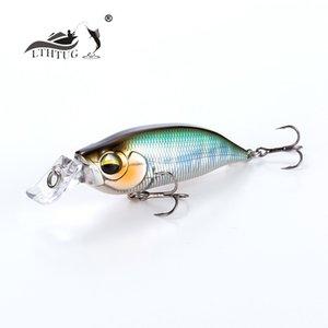New Arrival LTHTUG Artificial Bait Pesca Wobbler High Quality Fishing Lure Japanese Design Minnow 8g 57mm Floating Jerkbait For 201111
