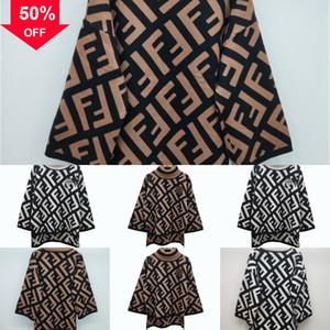 mCKpf designer F letter winter long-sleeved knitwear two letter mens for women ins undercoat classic short Autumn ff letter sweater slimming