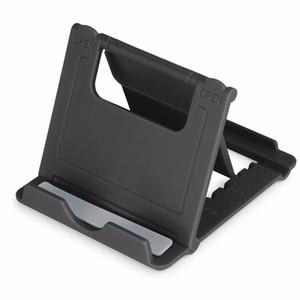 Foldstand Universal Einstellbare Telefon Schreibtisch Halter Ständer Faltbare Halterung Für iPhone iPad Samsung Tablet PC Smartphone Multi Farben