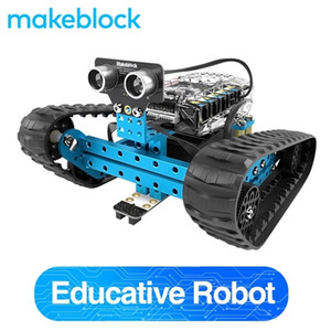 MakeBlock Programmable Mbot Ranger Robot Kit, Arduino, STEM Education, 3 en 1 Programable robótico para niños, 12 mayores de 201223