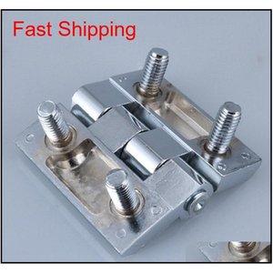 50 * 50mm Bisagra de puerta Caja eléctrica Caja de conmutación Caja de control de caja Distribución Distribución Red Gabinete Door Hinge Qylguu Bdenet
