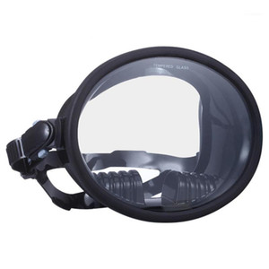 Wide View Scuba Diving Mask Waterproof Anti-fog Underwater Hunting Snorkeling Spearfishing Fishing Diving Mask1