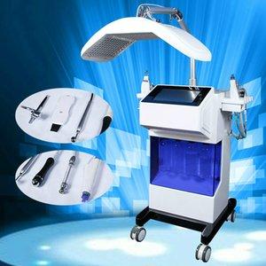 2020 Hydra Sacial Skin Rejuvanation Hydra Dermabrasion Facial Machine Machine Suisse Pistolet à pulvériser Améliorer la peau du visage
