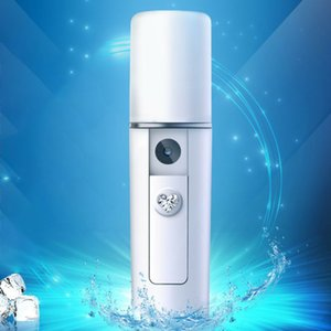 20ml Mini Nano Spray facial USB atomizer facial steam humidifier sunscreen for women beauty care tools