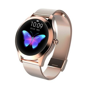 KW10 Smart Watch fitbit watch montre intelligente IP68 Waterproof Heart Rate Monitor Sleep Monitoring Smartwatch Connect IOS Android