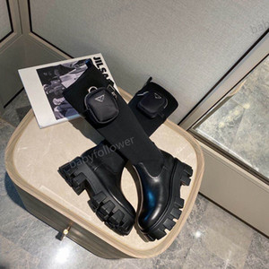 boots scarpe da donna classico stile europeo, Ladies'Shoes, decorazione Motorcycle Bag stivaletti di pelle, vero e proprio sexy stivali formato 35-40