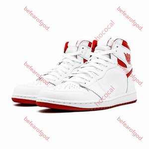 Mens Women 1 high OG basketball shoes 1s fearless UNC Patent hl bloodline court purple white green toe black gym red sneakrs trainers