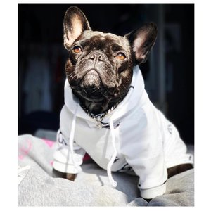 Dog Pet Clothes for Small Dogs Clothing French Bulldog Hoodies Chihuahua Vip Dropshipping PC1350 Y200328