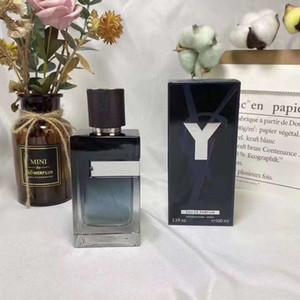 Mais novo Sr. Y mens perfume eau de toilette 100 ml Colônia atraente fragrância fresca e duradoura fragrância perfume frete grátis