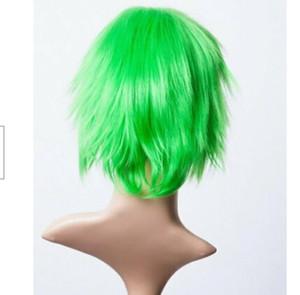 Prettyland Green short haar Wig Layered Pixie Frigid Ladies Men's C556