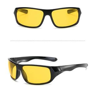 Car Night Vision Driver Goggles Driving Glasses Anti-Glare Vision UV Protection Driver Safety Sunglasses