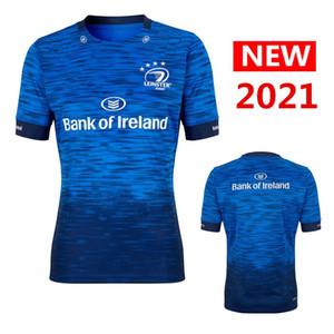 Hot sales Best Quality 2021 LEINSTER ALTERNATE JERSEY rugby Jerseys Rugby League shirt LEINSTER EUROPEAN jersey shirts big size s-5xl