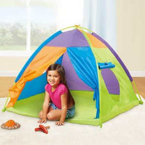 Kids Children Girl Baby Play Tent Play House Ball Pit Pool Portable Foldable Princess Folding Tent Castle Gifts Toys Tents