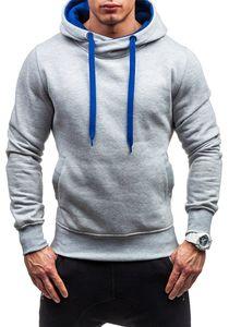 21FW Casual Soild Color Herren Sweatshirts Mode Mit Kapuze Langarm Sport Hoodies Designer Mens Neue Kleidung