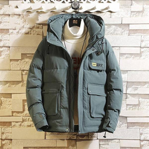 Hot Sale Coat Fear Down Jacket True Luxury Hooded Religions Winter Jacket Men Windproof Feather Of God Winter Men's Outerwear 2021 Ppquu