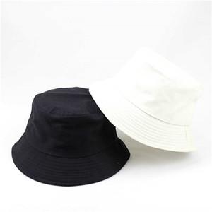 Mode billig Eimer Hut Mütze für Männer Frau Hüte Baseballkappe Beanie Casquettes Fisherman Eimer Hut Patchwork Hohe Qualität Sommer Sonnenblende
