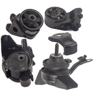 4Pcs Engine Motor & Transmission Mount Set for Hyundai Elantra 2.0L 2001-2006   Tiburon 2003-2006 for Automatic Trans for A7118 A6196 A7128