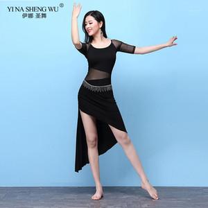 Erwachsene sexy modal Mesh Eastern Oriental Bauchtanz Kostüm Kleid für Frauen Bauch Tanzen Kleidung Bauchtanztänzerin Kleidung Wear1