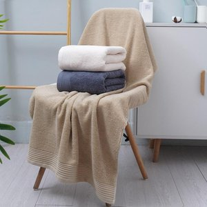 100% cotton bath towel thickened soft absorbent household 70X140CM adult bath towel T05