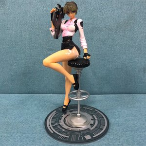 Skytube Characters PVC Action Figures ARCADIA Phantom Cyril Sexy Girl Collection Model Toys Doll Gifts 27CM