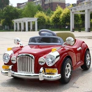 Auto elettrica per bambini con telecomando Dual Drive Cars Classic Cars Kids Ride on Child Baby Toy Car Can Bambino può sedersi il giocattolo per bambini1