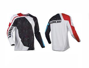 2021 Explosive Bike Speed Goccia Manica Lunga T-Shirt T-Shirt Velocità Droping Motorcycle Racing Suit Equipaggiamento direzionale Personalizzato maschile