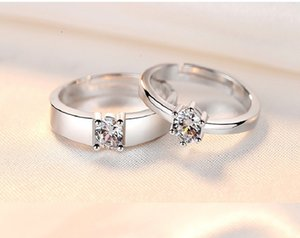 925 sterling sitlver lovers ring,let people's emotion more rich,for both sides of the life more happy