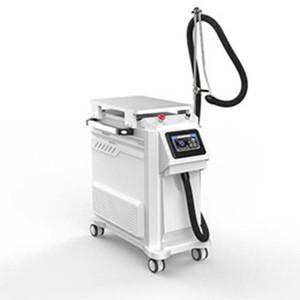 Cilt soğutucu kriyo kabartma soğutma cihazı lazer tedavisi için ağrı kesici