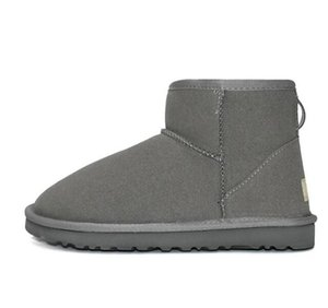 Winter Women snow boots mini ankle short winter boot Martin Boots Fur PU Cotton Rubber Free Shipping