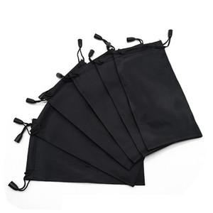 Sonnenbrille Tasche Reinigung Sonnenbrille-Beutel-Kasten Mikrofaser Sack Für und Lagerung 10pcs Brillen Sonnenbrillen Aufbewahrungstasche EEA2160