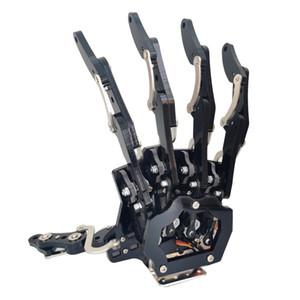 Robot Hand-Cinco dedos / terminado Mini Biônico / Montado Robô Palm / Gropper / Acessórios para Carro / Esquerda / Direita / DIY