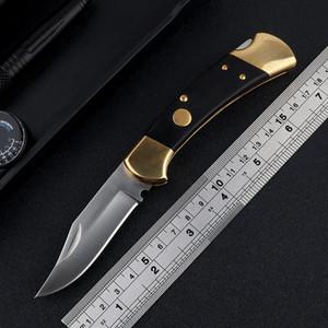 Классический BK 112 440C латунь лезвие деревянная ручка открытая охота инструмент тактика выживания кемпинг карманный нож фрукты
