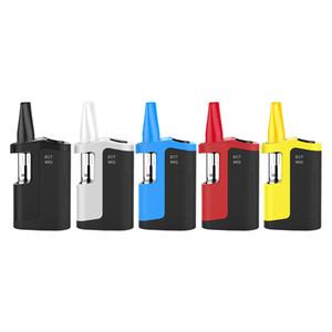 Ect MiQ Vape Box Mod Kits de Vape Vapeur Stylo Vaporisateur Stylo Kits de démarreur 0.5ml Cartouches en céramique 350mAh Vape Mods Batterie E cigarettes