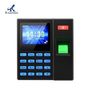 Fingerprint ID Card Reader Access Contrôle Système Strike Serrure Verrouillage de la porte Échec du clavier sécurisé Accès Biométrie Time Présence1