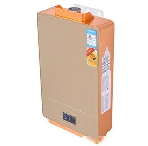 Die Fabrik Heim Gas Intelligent konstante Temperatur Wassererhitzer Rauch Ausziehverfahren Strong Reihe Wassererhitzer lift 12L Wassererhitzer