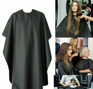Waterproof Haircut Cape Cloth Cutting Hair Pattern Salon Barber Cape Hairdressing Hairdresser Apron Wrap Gown T jllweH comb2010