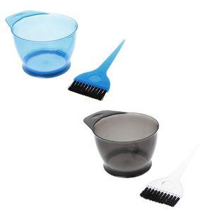 2020 Tarak Fırça Seti Seti Ton Araçları Saç Şekillendirme Aksesuarları Karıştırma Yeni Salon Kuaförlük Araçları Saç Boyası Bowl Rengi